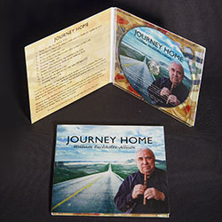 William Buchholtz Journey Home CD Cover