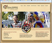 Harvest Pow Wow Homepage